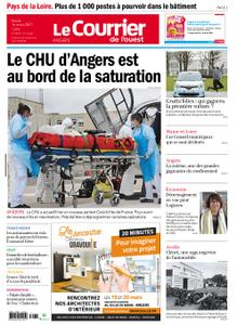 Le Courrier de l'Ouest Angers – 16 mars 2021