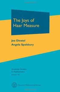 The Joys of Haar Measure
