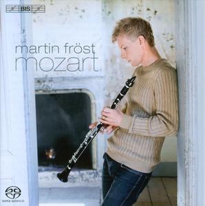 Martin Fröst - Mozart (2013) (Repost)