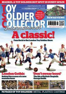 Toy Soldier Collector International - August/September 2018