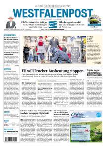Westfalenpost Wetter - 05. Dezember 2018