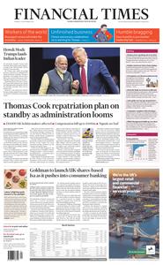 Financial Times UK – 23 September 2019