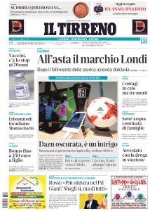 Il Tirreno Livorno - 12 Aprile 2021