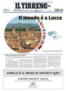 Il Tirreno - 10 Aprile 2017