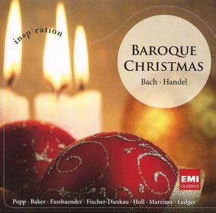 Baroque Christmas: George Frideric Handel, Johann Sebastian Bach (2011) [Re-Up]