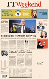 Financial Times Europe – 9 February 2019