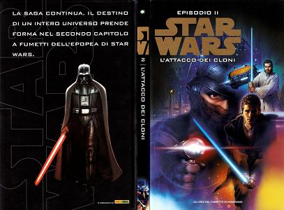 Star Wars - Episodio II - L'Attacco Dei Cloni (Mondadori)