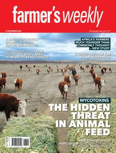 Farmer's Weekly - 13 November 2020