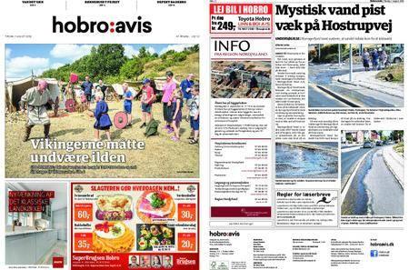 Hobro Avis – 07. august 2018
