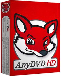 RedFox AnyDVD HD 8.0.5.1 Beta Multilingual
