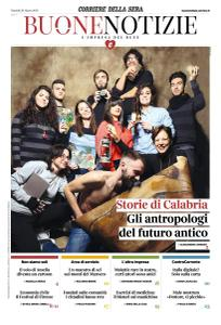 Corriere della Sera Buone Notizie - 26 Marzo 2019
