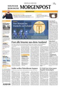 Solinger Morgenpost – 26. März 2019
