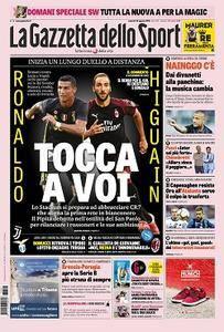 La Gazzetta dello Sport - 24 Agosto 2018