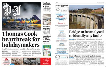 The Press and Journal Moray – September 24, 2019