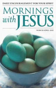 Mornings with Jesus – March 2020