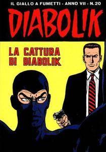 Diabolik Anno VII N.20 - La cattura di Diabolik