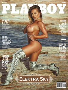 Playboy Denmark - July 2020