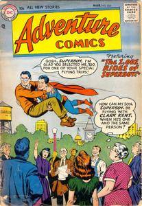 Adventure Comics 1957-03 234