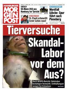 Hamburger Morgenpost – 15. Oktober 2019