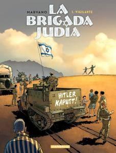 La brigada judía 1 - Vigilante