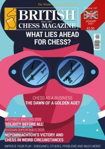 British Chess Magazine - January 2021