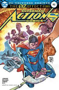 Action Comics 992 2017 2 covers 2018 Digital Zone-Empire