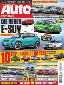 Auto Zeitung – 18. August 2021