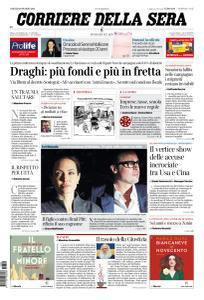 Corriere della Sera - 20 Marzo 2021