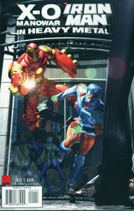 708 X-O Manowar & Iron Man in Heavy Metal #001 (part 1