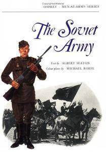 The Soviet Army (Men-at-Arms 29) (Repost)