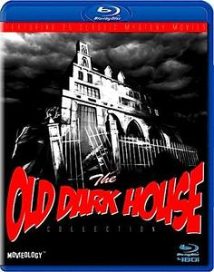 The Old Dark House (1963) + Extra [Color version]