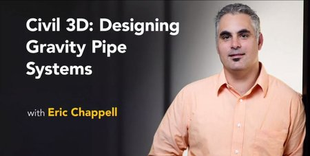 Lynda - Civil 3D: Designing Gravity Pipe Systems