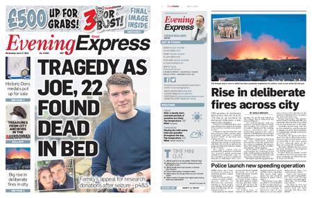 Evening Express – April 17, 2019