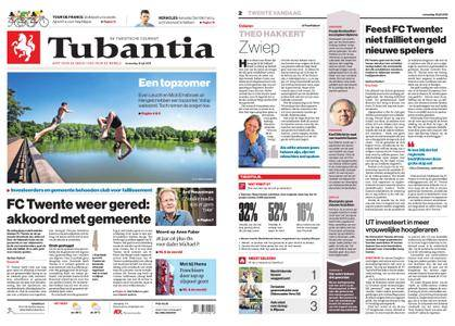 Tubantia - Enschede – 18 juli 2018