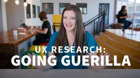 UX Research: Going Guerrilla