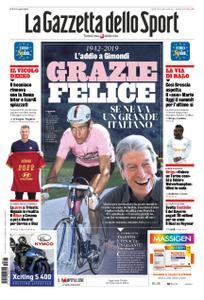 La Gazzetta dello Sport Roma – 17 agosto 2019