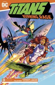 Titans-Burning Rage 003 2019 Digital Enigmatist