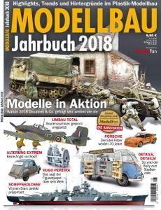 ModellFan Sonderheft - Modellbau Jahrbuch 2018