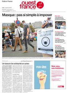 Ouest-France Édition France – 08 août 2020