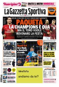 La Gazzetta dello Sport Sicilia – 09 dicembre 2018