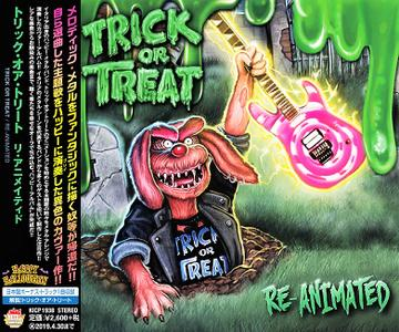 Trick Or Treat - Re-Animated (2018) [Japanese Ed.]