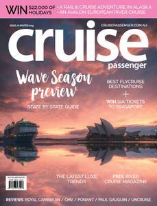 Cruise Passenger Australia & NZ - Winter 2019-2020