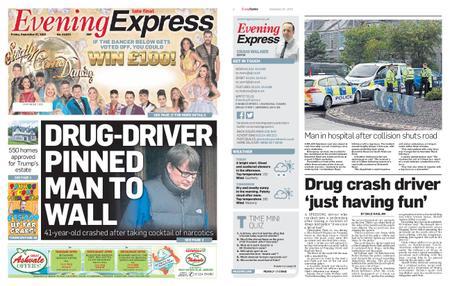 Evening Express – September 27, 2019