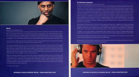 VA - Dubai Eklektic: Complied and Mixed by DJ Ravin and DJ Nicholas Sechaud (2010) 2CD [Re-Up]