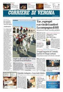 Corriere di Verona - 21 Aprile 2018