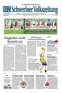 Schweriner Volkszeitung Hagenower Kreisblatt - 10. Mai 2019