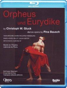 Pina Bausch, Thomas Hengelbrock, Balthasar-Neumann Chor & Ensemble - Gluck: Orpheus und Eurydike (2009) [Blu-Ray]