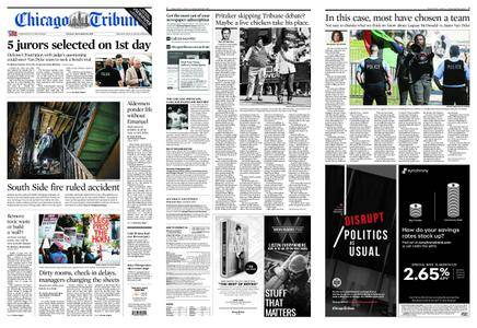 Chicago Tribune – September 11, 2018