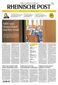 Rheinische Post – 14. März 2020