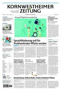 Kornwestheimer Zeitung - 15. Februar 2018